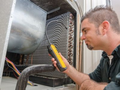 Air Conditioning Freon Leak Repair Service Philadelphia