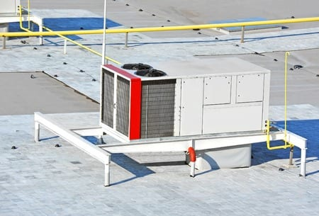 picture of central air conditioner
