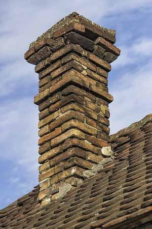 old chimney system