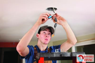 Electrical Repair Philadelphia including diagnosis, fixture repair or installation