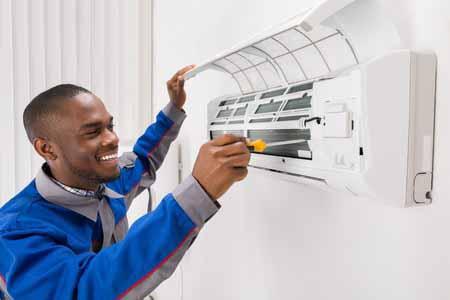mini split air conditioning system installation