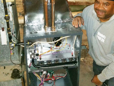 Furnace repair installation service Philadelphia Pa.
