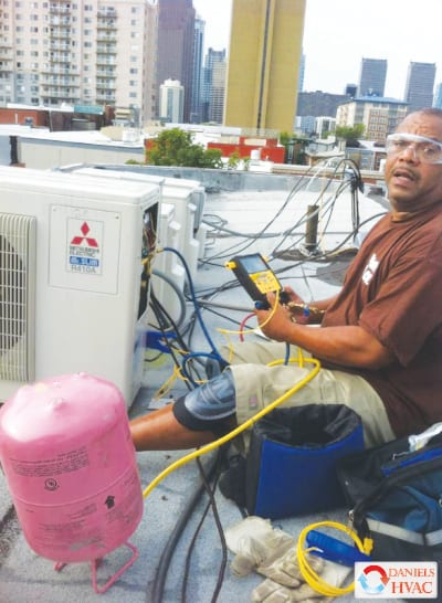 Technician - A/C Repair, Service, Installs and Replacement in Philly
