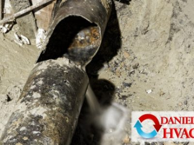 How to prevent frozen water pipes