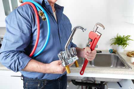 picture of plumber