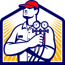 AC Icon - AC repair service Philadelphia, AC service, AC maintenance, AC replacement and AC installation in Philadelphia